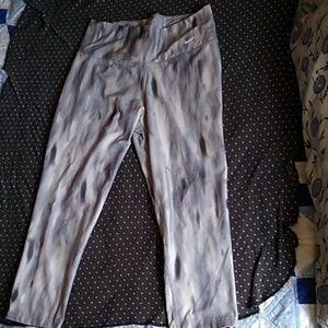 Nike activewear gray pants